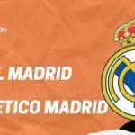 Real Madrid - Atletico Madrid 01.02.2020 La Liga