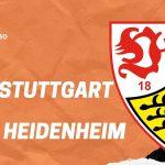 VfB Stuttgart - 1. FC Heidenheim 29.01.2020 2. Bundesliga