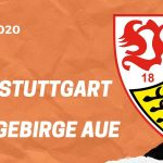 VfB Stuttgart - Erzgebirge Aue Tipp 08.02.2020 - 2. Bundesliga