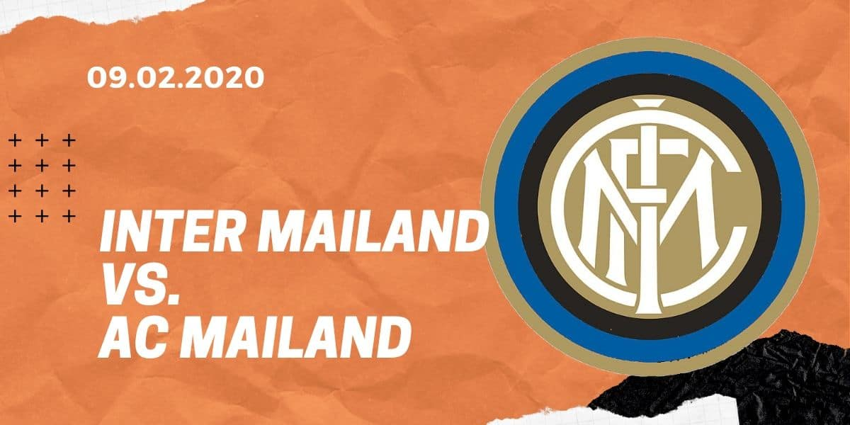 Inter Mailand - AC Mailand Tipp 09.02.2020 Serie A