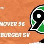 Hannover 96 - Hamburger SV Tipp 15.02.2020 2. Bundesliga