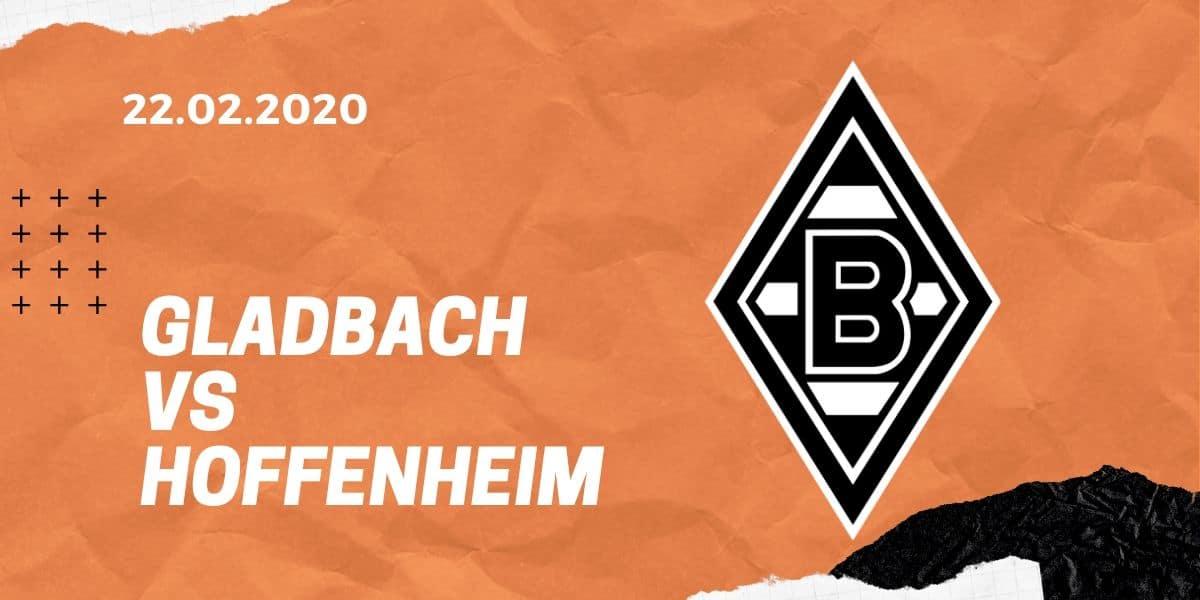 Borussia Mönchengladbach – TSG Hoffenheim Tipp 22.02.20 Bundesliga