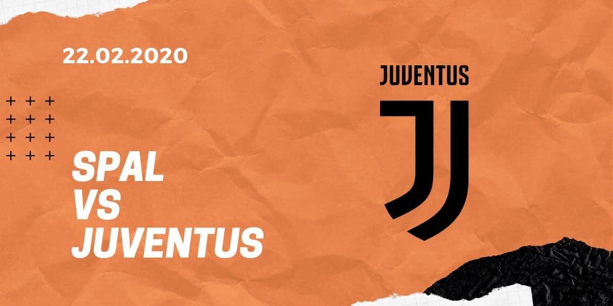SPAL Ferrara - Juventus Turin Tipp 22.02.2020 Serie A