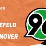 Arminia Bielefeld - Hannover 96 Tipp 23.02.2020 - 2. Bundesliga