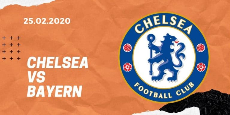FC Chelsea - FC Bayern München Tipp 25.02.2020 Champions League