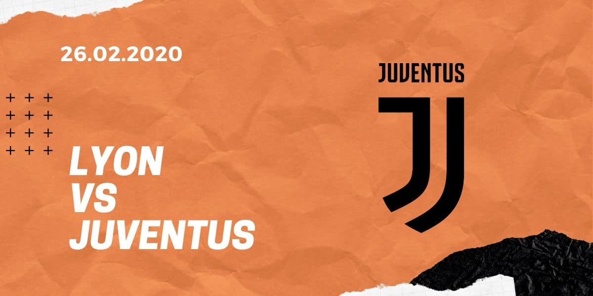 Olympique Lyon - Juventus Turin Tipp 26.02.2020 Champions League