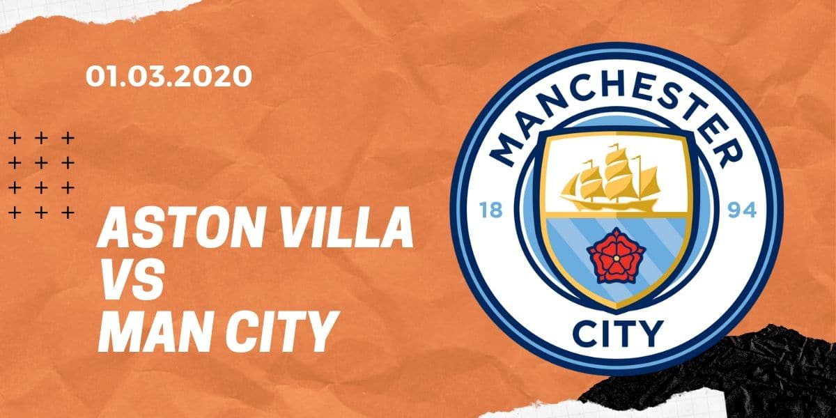 Aston Villa - Manchester City - 01.03.2020 League Cup Finale