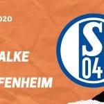 FC Schalke 04 – TSG 1899 Hoffenheim Tipp 07.03.2020 Bundesliga