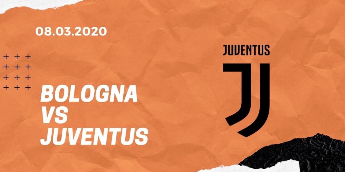 FC Bologna - Juventus Turin Tipp 08.03.2020 Serie A