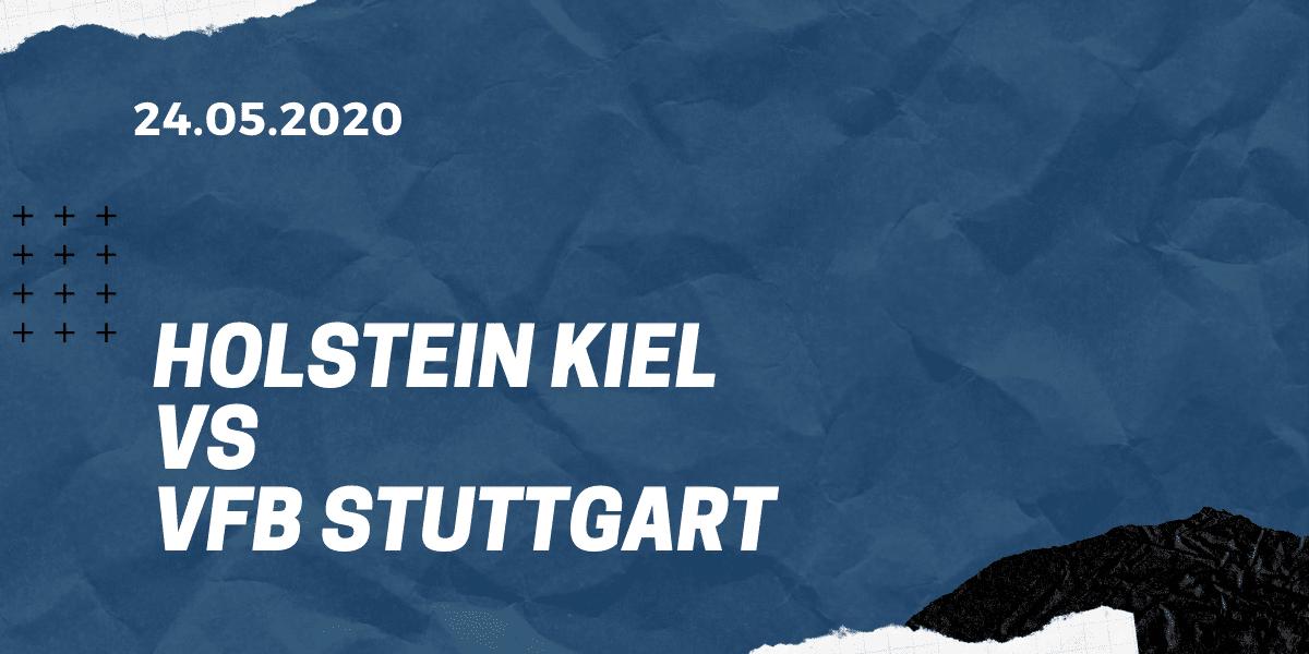 Holstein Kiel - VfB Stuttgart