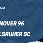 Hannover 96 - Karlsruher SC