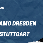 Dynamo Dresden - VfB Stuttgart