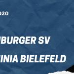 Hamburger SV - Arminia Bielefeld