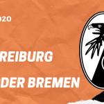 SC Freiburg – SV Werder Bremen