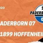 SC Paderborn 07 – TSG 1899 Hoffenheim
