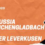 Borussia Mönchengladbach – Bayer 04 Leverkusen