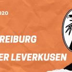 SC Freiburg – Bayer 04 Leverkusen