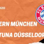 FC Bayern München – Fortuna Düsseldorf
