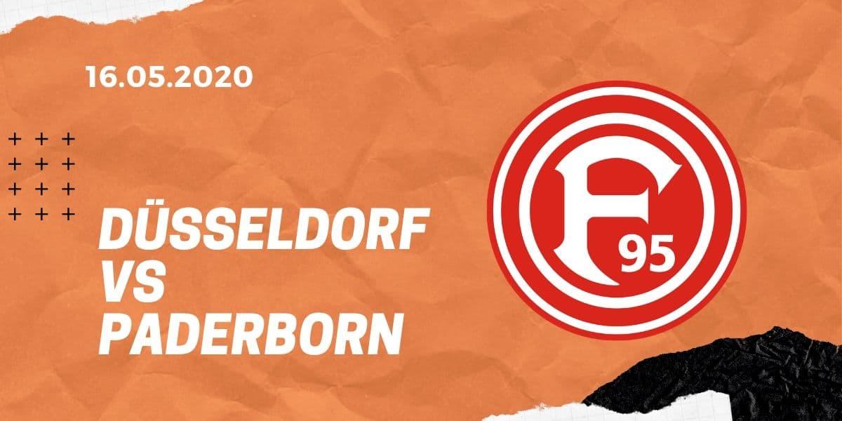 Fortuna Düsseldorf - SC Paderborn 07