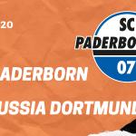 SC Paderborn – Borussia Dortmund