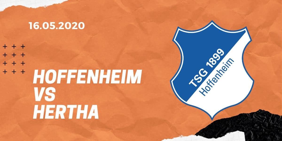 TSG Hoffenheim - Hertha BSC