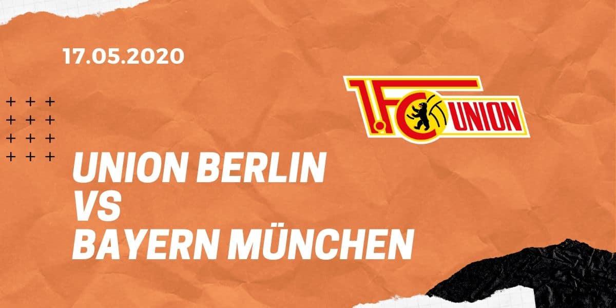 1.FC Union Berlin – FC Bayern München