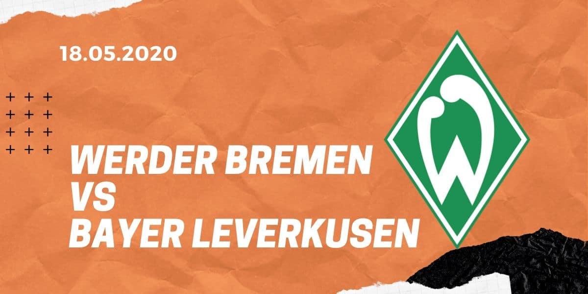 SV Werder Bremen – Bayer 04 Leverkusen