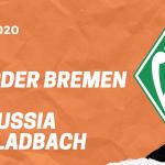 SV Werder Bremen – Borussia Mönchengladbach