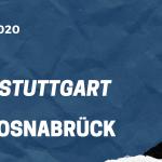 VfB Stuttgart - VfL Osnabrück