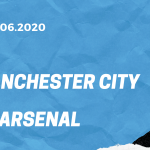 Manchester City - FC Arsenal Tipp 17.06.2020