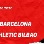 FC Barcelona - Athletic Bilbao Tipp 23.06.2020