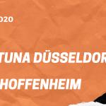 Fortuna Düsseldorf – TSG 1899 Hoffenheim