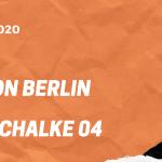 1.FC Union Berlin – FC Schalke 04