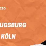 FC Augsburg – 1. FC Köln
