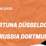 Fortuna Düsseldorf – Borussia Dortmund Tipp