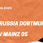 Borussia Dortmund – FSV Mainz 05 Tipp 17.06.2020