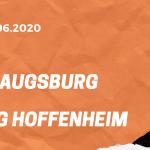 FC Augsburg – TSG 1899 Hoffenheim Tipp 17.06.2020