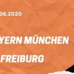 FC Bayern München – SC Freiburg Tipp 20.06.2020