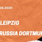 RB Leipzig – Borussia Dortmund Tipp 20.06.2020
