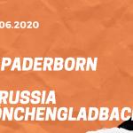 SC Paderborn – Borussia Mönchengladbach Tipp 20.06.2020