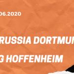 Borussia Dortmund – TSG 1899 Hoffenheim Tipp 27.06.2020