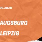 FC Augsburg – RB Leipzig Tipp 27.06.2020