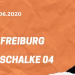 SC Freiburg – FC Schalke 04 Tipp 27.06.2020
