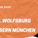 VfL Wolfsburg – FC Bayern München Tipp 27.06.2020
