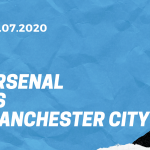 FC Arsenal - Manchester City FA Cup Tipp 18.07.2020