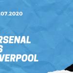 FC Arsenal - FC Liverpool Tipp 15.07.2020
