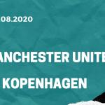 Manchester United - FC Kopenhagen Tipp 10.08.2020