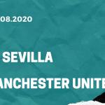 FC Sevilla - Manchester United Tipp 16.08.2020