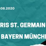 Paris St. Germain - FC Bayern München Tipp 23.08.2020