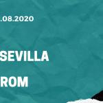 FC Sevilla - AS Rom Tipp 06.08.2020